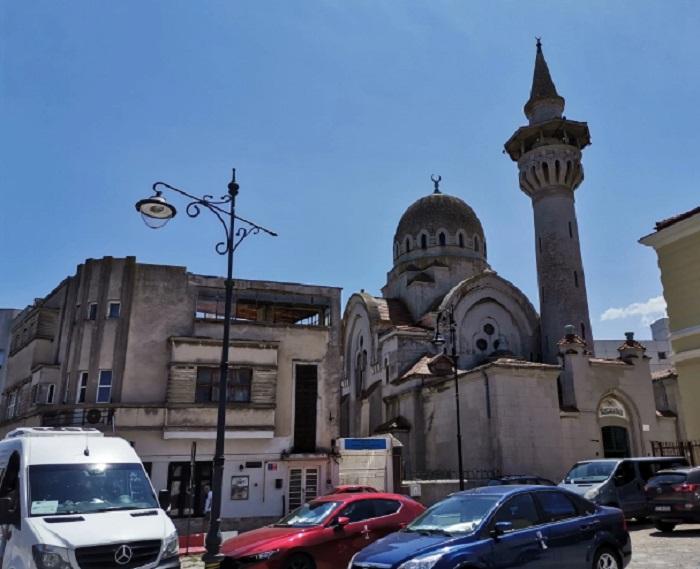 Джамията на Констанца