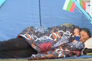 58-годишният Владимир Генов гладува четвърто денонощие.