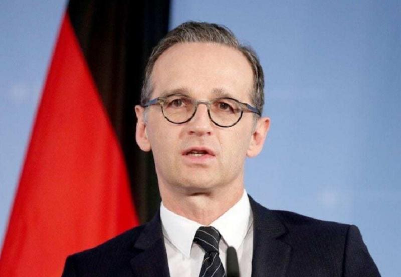 Хайко Маас, министър на външните работи на Германия