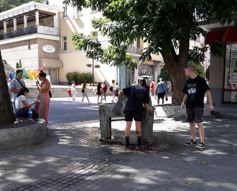 Жега в Пловдив - чакат се над 30 градуса на сянка.