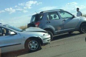Катастрофа на магистралата край Пловдив