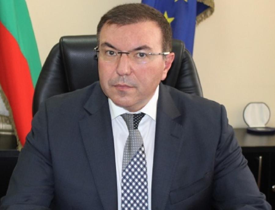 Проф. Костадин Ангелов, министър на здравеопазването