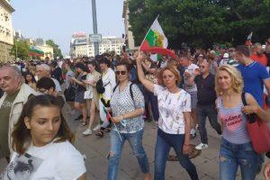 Мая Манолова в акция