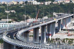 Новият мост на Генуа ще бъде открит днес официално.