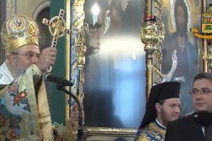 Митрополит Николай с кръста