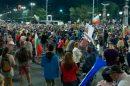 Протестиращи блокираха отново Орлов мост
