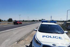 Акция на полицията вчера и тази нощ в Пловдив и областта.