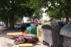 Започват проверки срещу нерегламентираното изхвърляне на отпадъци