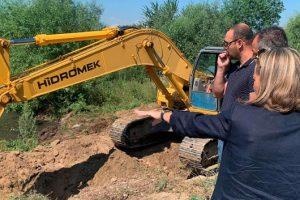 По нареждане на Дани Каназирева бе извършена проверка в района на биоцентралата в село Труд