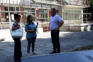 "Кметът на район ""Северен"" Стоян Алексиев посети ДГ ""Захарно петле"""