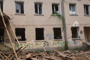 Сградата на бившия ТЕЛК