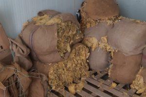 Разбиха незаконен цех за тютюн в Столипиново