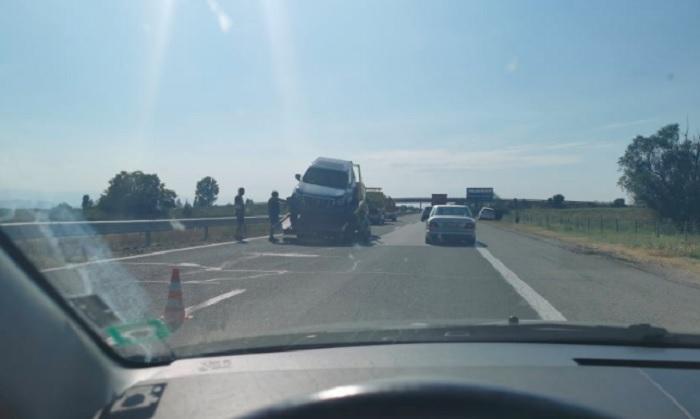 """Катастрофата на магистрала """"Тракия"""""""