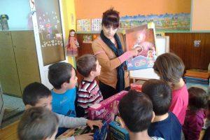В Брестник има все повече малки деца.