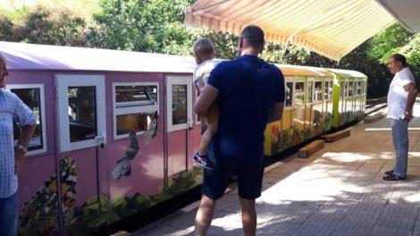Детската железница не е ремонтирана от 2007 г.