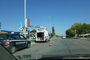 """Сменят знамената на """"Карловско шосе"""""""