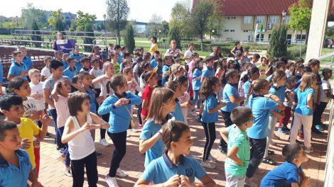 Ден на спорта в училище