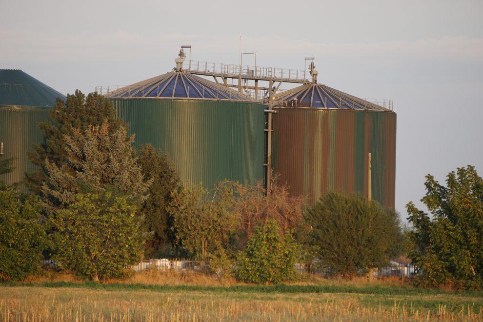 Биоцентралата в Труд