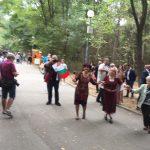 Цвета Караянчева поведе хорото на Народния събор
