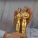 Георги Тодоров показва двата Оскара