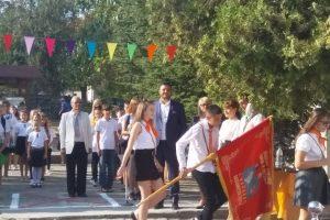 177 първокласници с послание за първия учебен ден от Павел Михайлов
