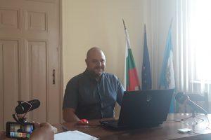 Тодор Тодоров, председател на оценителната комисия по поръчката