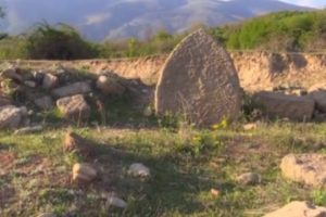 Тракийският селищен център край село Васил Левски