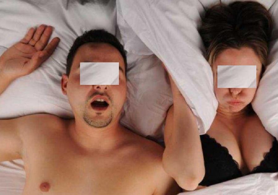 Страдащите от апнея са изложени на голям риск