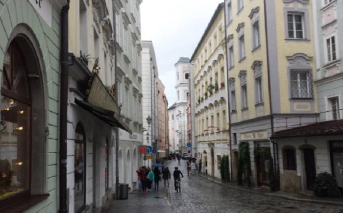 Главната на Пасау