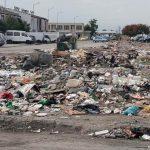 Изхвърлянето на отпадъци извън контейнерите е забранено