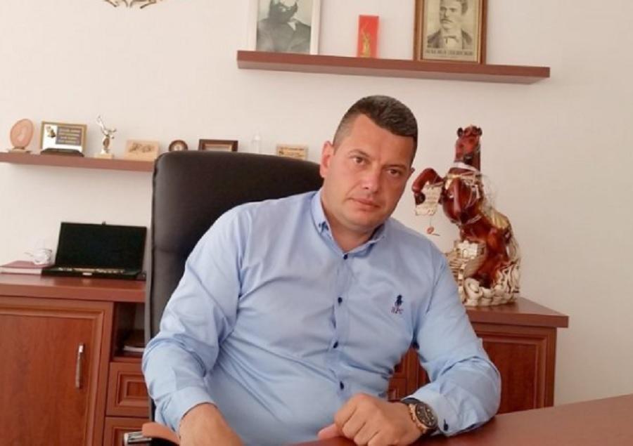 Боян Кехайов, кмет на Неделино. Кадър: Отзвук