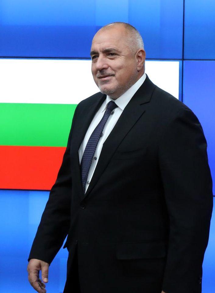 Новата профилна снимка на Борисов