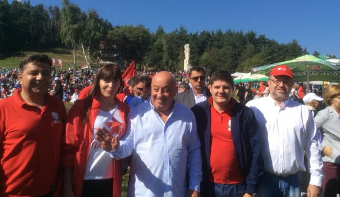 Социалистите ще поднесат цветя на мемориала в парк Родопи и ще организират митинг пред Братската могила