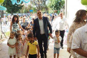 Откриха новата детска градина в Калековец.