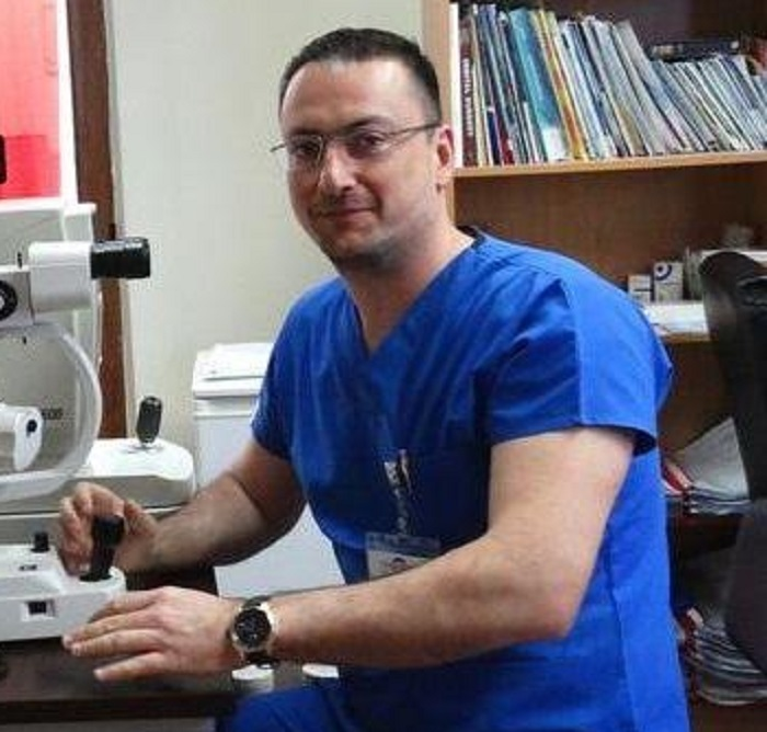 Д-р Димитриос Власиадис