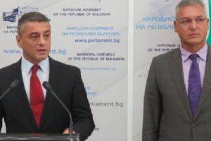 Красимир Янков и Валери Жаблянов