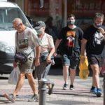 Мадрид е най-засегнатата област в Испания, следвана от Каталуния