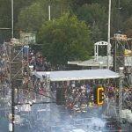 Митингът на Орлов мост Кадър: bTV