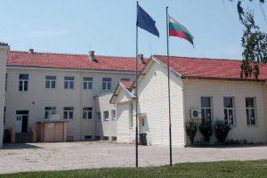 Училището е село Скутаре