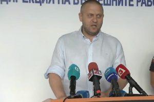 Директорът на СДВР старши комисар Георги Хаджиев
