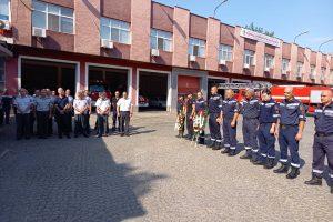 Днес е професионалният празник на пожарникарите.