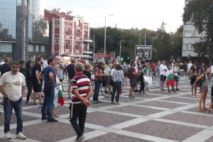 Протестът тази вечер в Пловдив