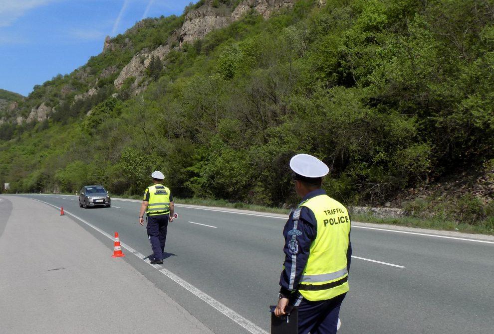 Трафик полиция