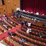 Сесията на Общинския съвет и този път е в Дома на културата.