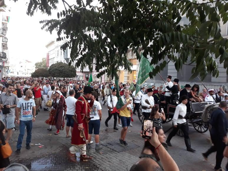 Шествието по Главната