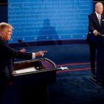 Доналд Тръмп и Джо Байдън си размениха остри реплики на първия дебат