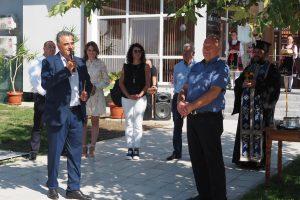 Откриването на новото кметство в Трилистник.