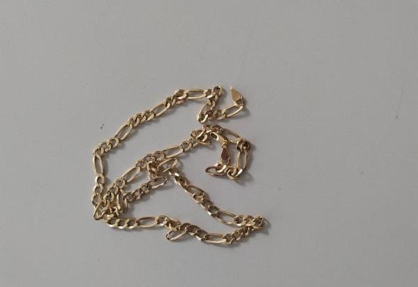 Част от откраднатите златни накити