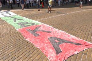Знамето от протеста