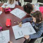 Деца от 5 държави твориха върху делото на Кирил и Методий.
